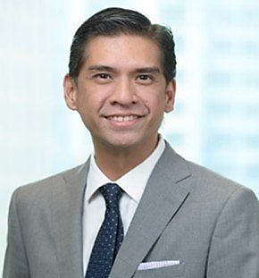 Jose Jerome Rivera Pascual III, Treasurer / Vice President for Finance, Pilipinas Shell Petroleum Corporation