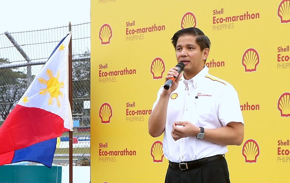 By Cesar G. Romero, Country Chairman of Shell Companies in the Philippines