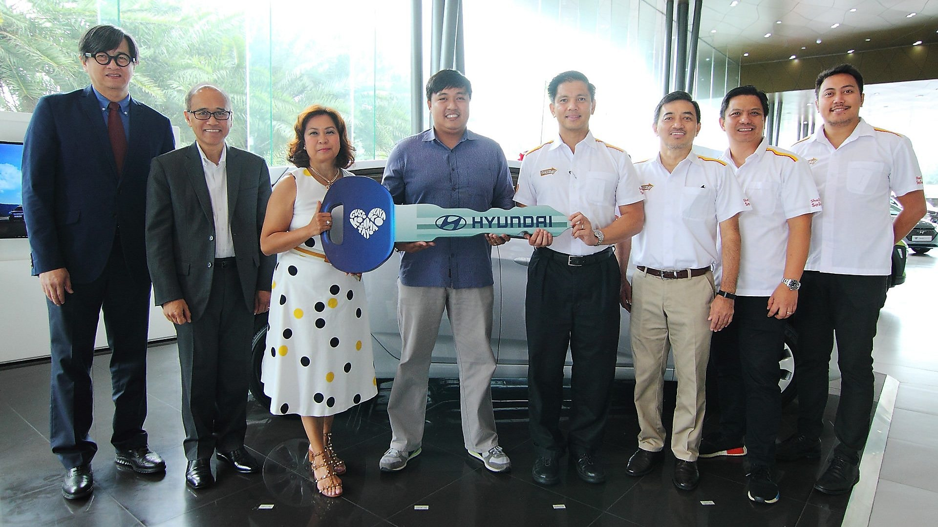 Hyundai reaffirms Shell as best Fuels partner for their cars