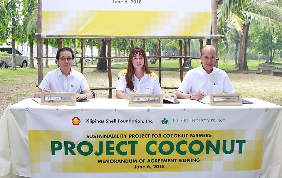 project coconut