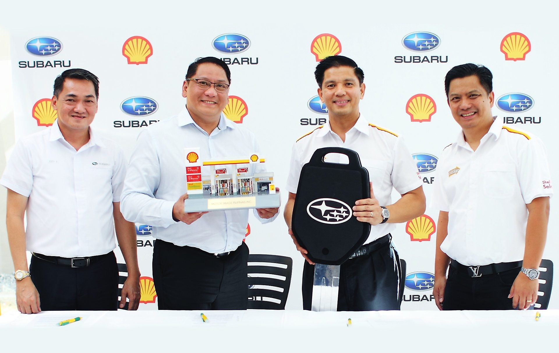 Shell Solidifies Standing As Subaru's Preferred Fuel Provider