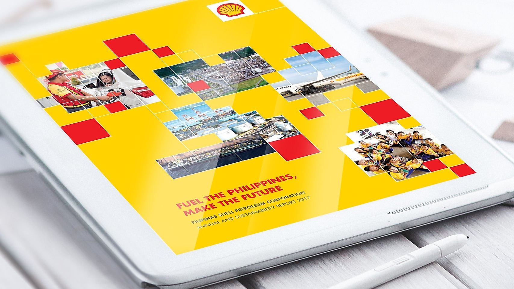 Pilipinas Shell Annual and Sustainability Report 2017 | Pilipinas